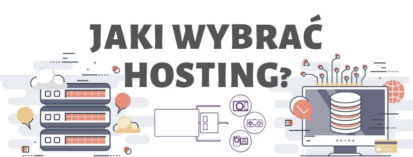 Jak wybrać hosting i serwer?