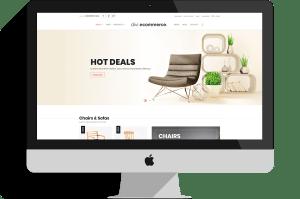 Szablon Divi dla sklepów internetowych