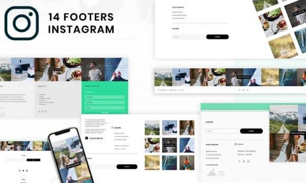 Instagram Wordpress Divi